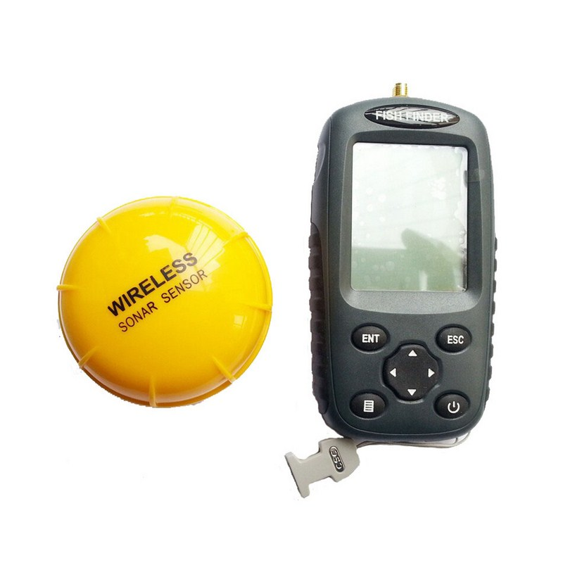 popular wireless depth sounder-buy cheap wireless depth sounder, Fish Finder