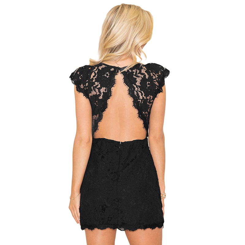 dress women sumer lace (3)