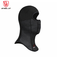 WHEEL UP Winter Thermal bike caps windproof warm Fleece bandanas caps mtb mountain road bicycle mask 2017 New Arrival hot Sale