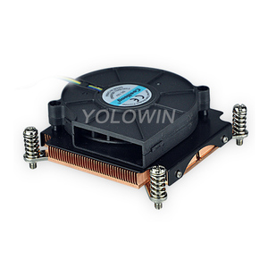 Image 1 - 2016 최신 CPU 프로세서 고품질 컴퓨터 라디에이터 나사 및 스프링 솔루션 라디에이터 컴퓨터 냉각 제품 D8 10