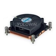2016 最新のcpuプロセッサ高品質コンピュータラジエーターネジと春ソリューションラジエーターコンピュータ冷却製品D8 10