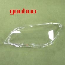 2PCS for BMW 7 Series 09-15 F02 F01 730 735 740 745Headlamp Shade Headlamp Transparent Head lamp Shade Cover lens Shell