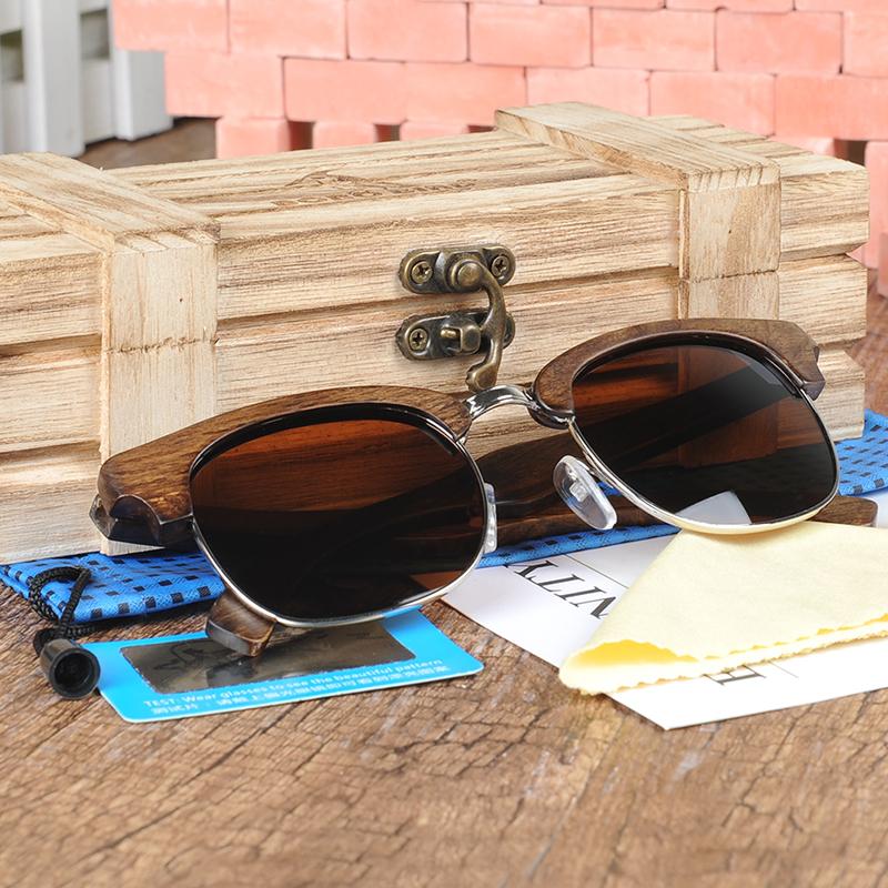 Half-rimmed glasses BOBO BIRD sunglasses women (12)
