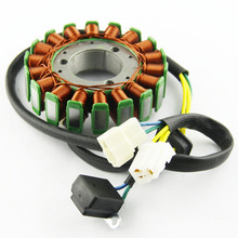 Motorcycle Ignition Magneto Stator Coil for Hyosung GT650R GT650 ST7 Carb GV650 Engine Generator