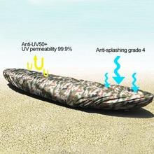 Kayak Cover Protection Practical Surfboard Accessories Canoe Boat Resistant Dust Storage Fishing Waterproof UV Random Color