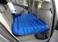 Car Travel Bed Inflatable Mattress Back Seat Cover Air Mattress For Outdoor Camping And Swimming Pool
