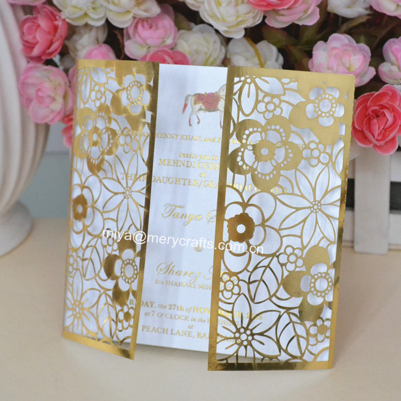 Wedding Invitations Prices Luxury Gold With Pearl Design And Elegant Ornaments Graphics Style Invitation