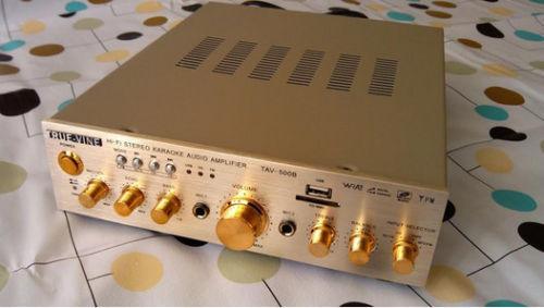 SUNBUCK Multi-función de 200 W de Potencia amplificador de audio profesional de