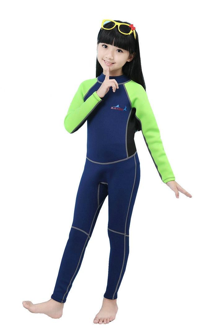 Traje de neopreno de neopreno de 2 mm traje de baño de buceo para - Ropa deportiva y accesorios - foto 4