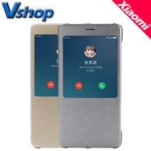 Оригинальный Для Xiaomi Редми Примечание 4X (4 ГБ + 64 ГБ Версия) горизонтальные Флип Кожаный Телефон Чехол с Вызова Дисплей ID/Wake-up Function