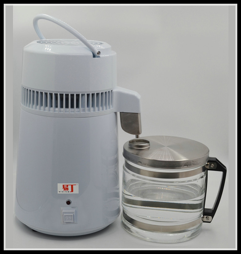 Latest Style Household Dental Water Distiller Electric water purifier Equipment Stainless Steel Water Distiller Machine