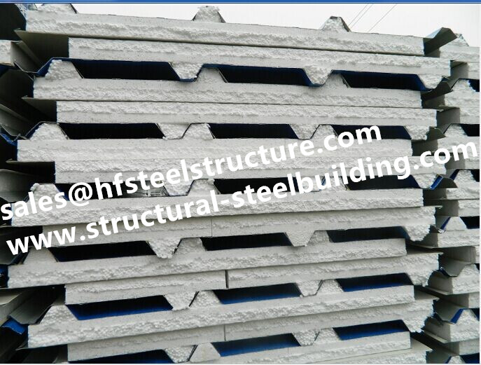 China Made EPS Sandwich Panel For Fruit/ Vegetable Cold Room To Keep Fresh And Foam Insulated Panel For Cold Room Chambers