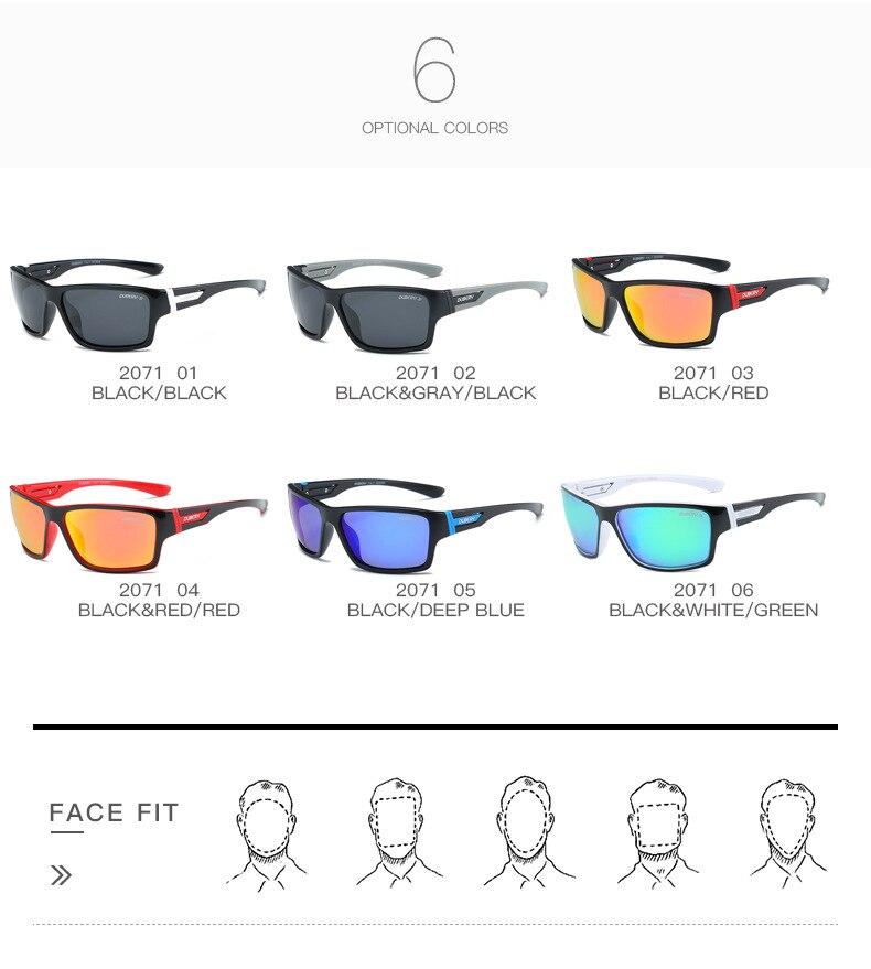 Óculos de pesca óculos de sol lente
