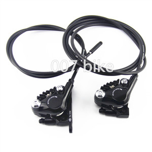 Image 5 - SHIMANO R7020 DUAL CONTROL LEVER 105 R7020 Hydraulic Disc Brake ROAD Bicycle R7020 + R7070 shifter Derailleur