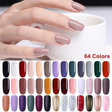 NEE JOLIE Pink Nail Polish 3.5ml/bottle 36 Pure Colors 24 Matte Glitter Effect Art Lacquer Decoration