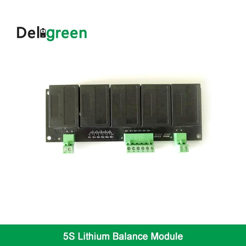 QNBBM 5S 15 v Active Équilibreur Égaliseur BMS pour LIFEPO4, LTO, Polymère, AMT, MR LI-ion batterie 18650 DIY Pack
