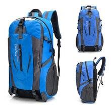Модный рюкзак для студентов, школьные сумки, нейлоновые водонепроницаемые сумки для альпинизма, рюкзаки, сумка для ноутбука, вместительная Повседневная дорожная сумка