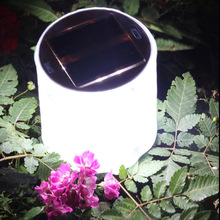 10 LED Solar Powered Light Table Lame Outdoor Foldable Inflatable Lantern Tents Lamp For Camping Garden Yard Led Solar Light