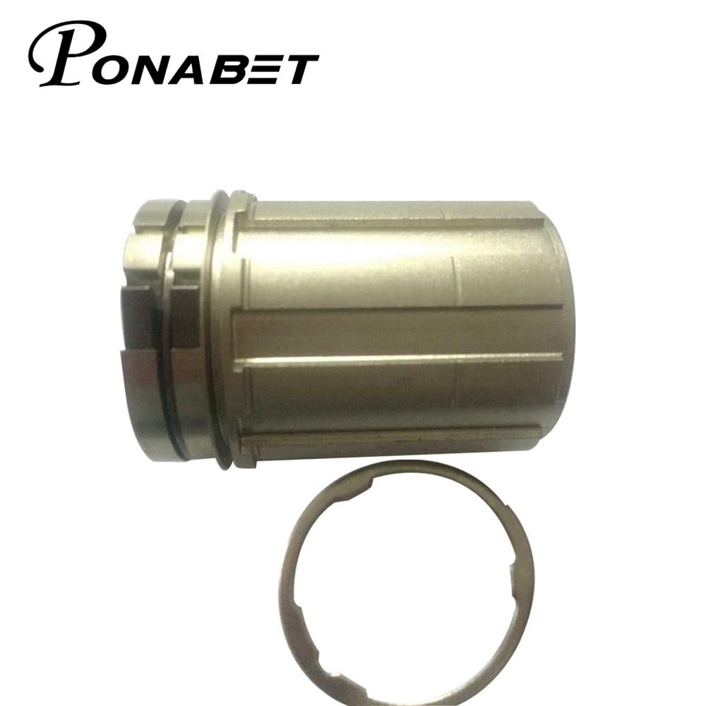 PONABET Shipping to worldwide 8 9 10 11 freehub for powerway R36 R39 hub