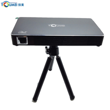 TOUMEI C800i Mini Proyector Led Proyector Proyector Mini Projetor Android 4.4 1080 P WiFi Bluetooth RK3128 Quad Core Cortex-A7