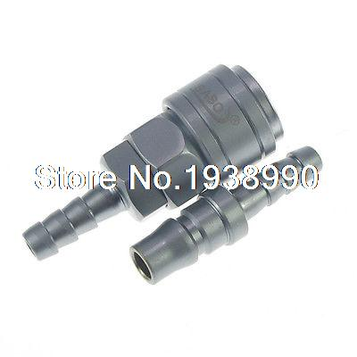 12mm Hose Air Compressor Quick Coupler Connector Steel Self Lock SH-40 PH-40 12mm hose air compressor quick coupler connector steel self lock sh 40 ph 40
