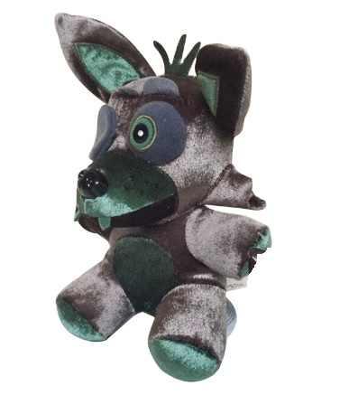 ใหม่มาถึง Five Nights ที่ Freddys Exclusive Foxy Plush 18 ซม. ตุ๊กตาสัตว์ตุ๊กตาของเล่นเด็กวันเกิดคริสต์มาสของขวัญ