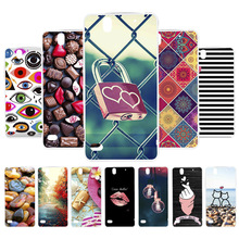 Vanveet Soft Silicone Case For Sony C4 Case Coque For Sony Xperia C4 E5333 E5306 Cover Painted Cases Back Covers Fundas Housings цены