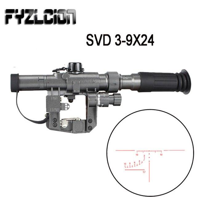 Dragunov svd scope