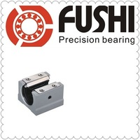 4 PC SBR20UU SME20UU Linear Motion Ball Bearing Slide Bushing CNC Support Unit Pillow Blocks