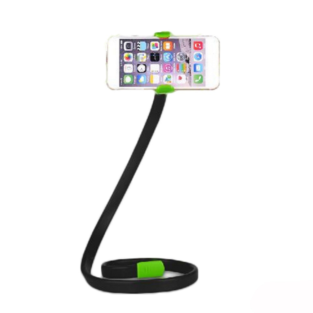 Hot New 360 Rotating Flexible Long Arm Cell Phone Holder Stand Lazy Bed Desktop Tablet Car Selfie Mount Bracket for Cell Phone