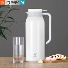 Original Xiaomi Mijia Viomi 1500ML Flask Insulation ThermoCup Stainless Steel Vacuum Water Bottle Thermo Kettle for