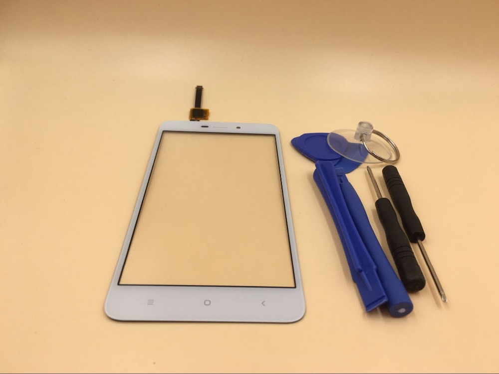For Hongmi Note 4 Touch Screen Digitizer Glass Lens Sensor Replacement Parts For Xiaomi Redmi Note 4 Mobile Phone Touch Panel