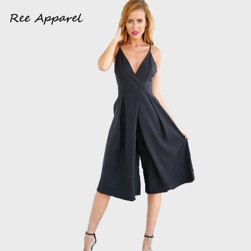 Popular Jumpsuit Wide Leg-Buy Cheap Jumpsuit Wide Leg lots from ...