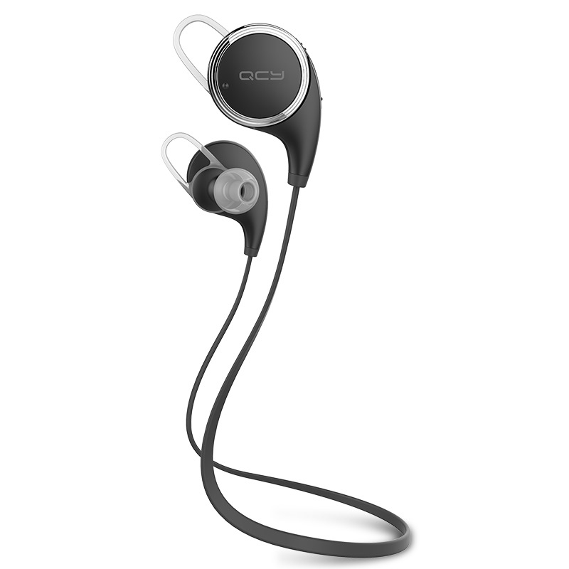 Sport Bluetooth earphone QCY QY8 Bluetooth 4 1 In ear Earphones Wireless Stereo for Music and
