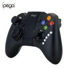Original IPEGA Gamepad ipega 9021 PG-9021 Multimedia Game Controller Wireless Bluetooth Joystick For Android/ IOS Mobile Phone