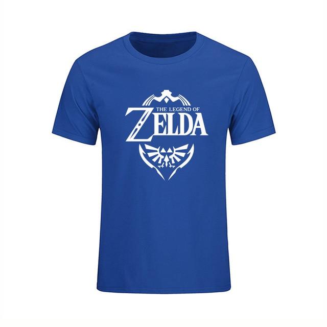 The Legend Of Zelda Mens Cotton T-Shirt