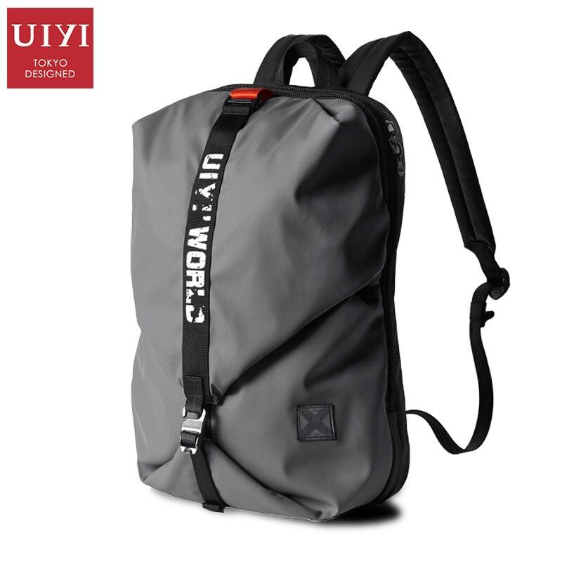 Men s shoulder bag school bag men s fashion trend personality student computer bag large capacity