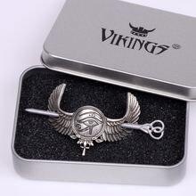Заколки для волос «Викинги» женские шпильки с кристаллами всех
