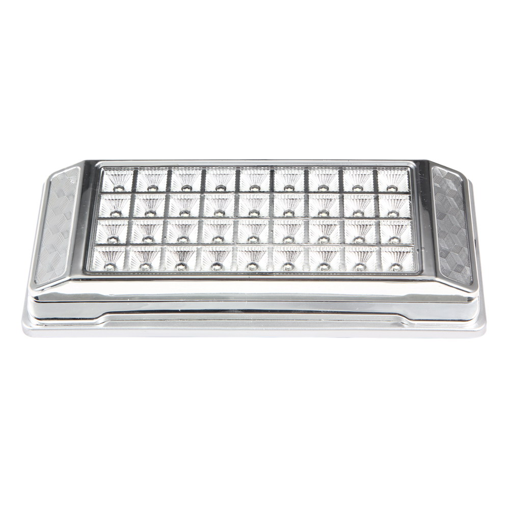 High Quality White 36 LED Car Vehicle Auto Interior Lights Dome Ceiling Roof Lamp Bulb DC12V Car styling Interior Accessories