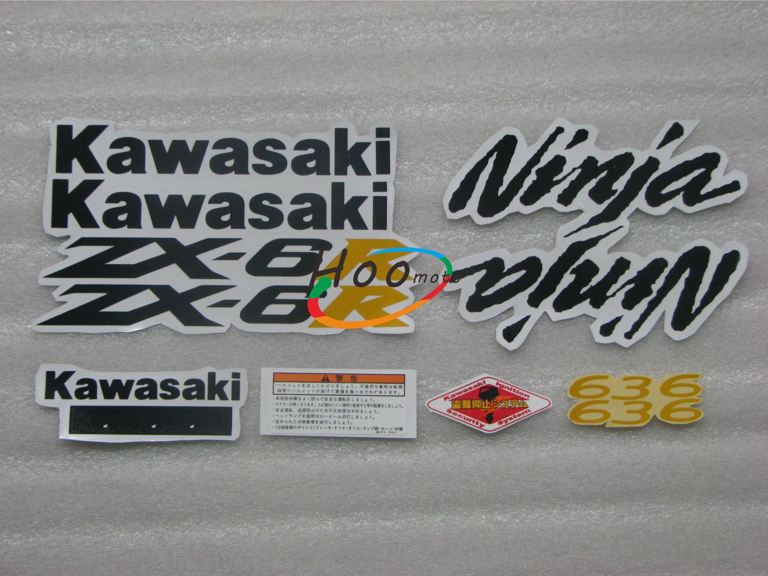 I also have decal sets for the other color versions of this model please see my other auctions