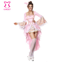 Adult Princess Costume Halloween Sexy Costumes Anime Cosplay Women Deluxe Gothic Versailles Vixen Masquerade Party Fancy