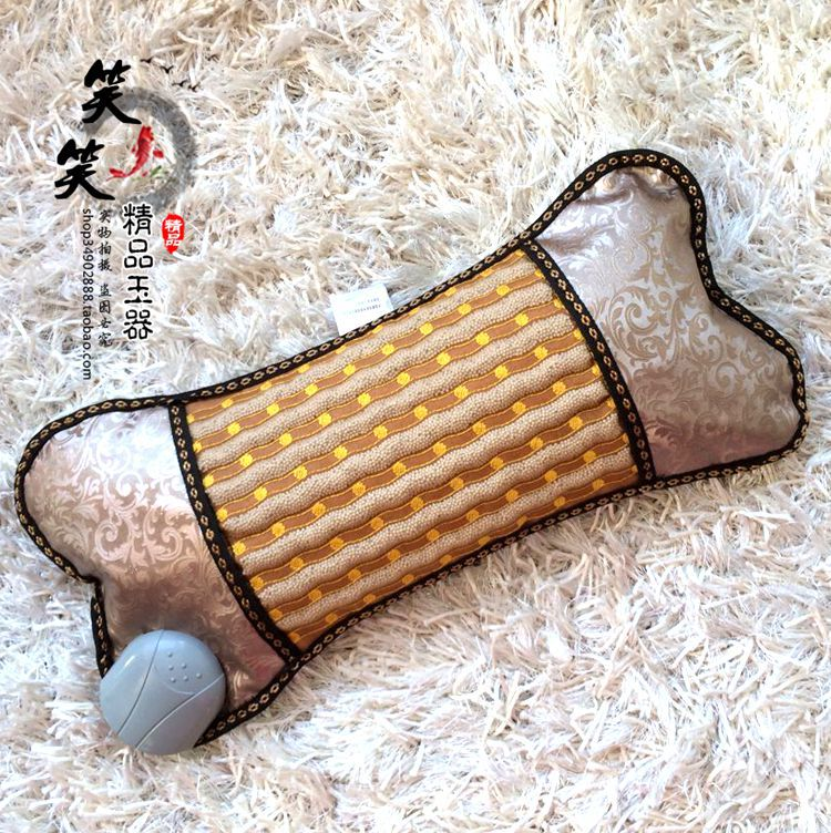 2016 Health Care Thermal Jade Neck Pillow with Far-infrared Korea Jade Heating Massage Cushion For Sale Free Shipping 4 channel relay module expansion board for arduino works with official arduino boards