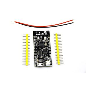 Image 1 - פרו ESP32 WIFI & bluetooth לוח 4 mb פלאש שבב borad עם קו