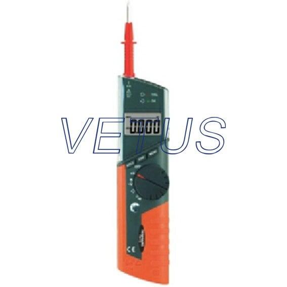 TM71 TM-71 Pen Type Pocket Multimeter CAT IV 600V LCD display with maximum reading of 4000  tm 204 light meter with 3 1 2 digits lcd with maximum reading 2000