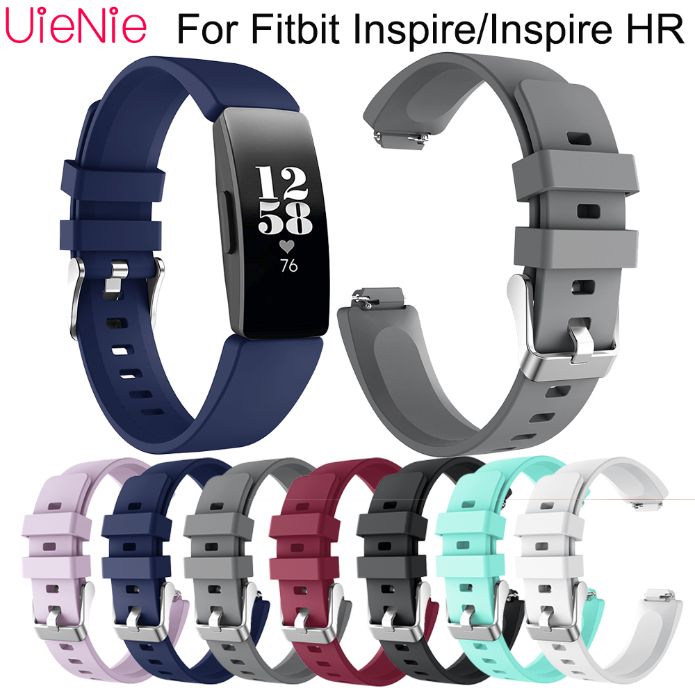 For Fitbit Inspire HR smart watch frontier classic replacement bracelet For Fitbit Inspire smart watchband Accessories wristband in Watchbands from Watches