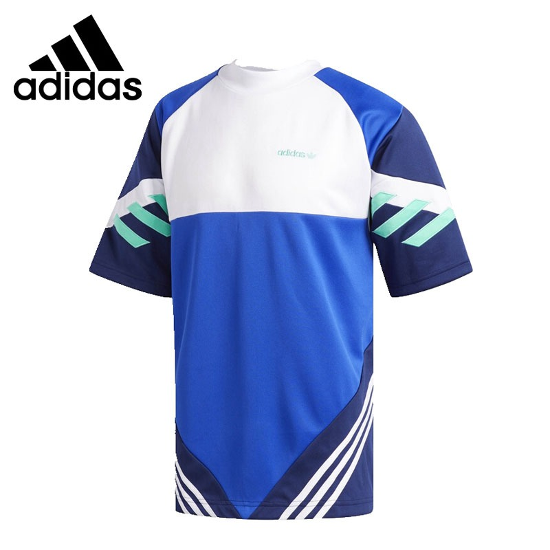 Original New Arrival 2018 Adidas Originals CHOP SHOP TEE Men's T-shirts short sleeve Sportswear original new arrival nike tee flower women s t shirts short sleeve sportswear
