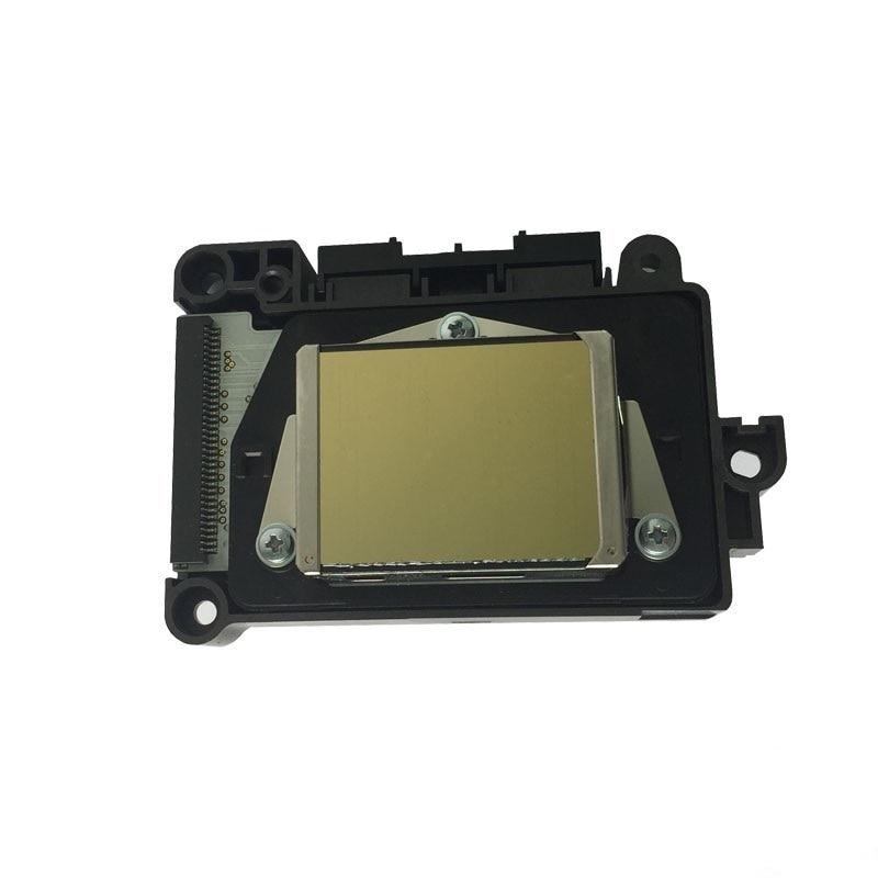 Original nouveau F189010 pièces d'imprimante à jet d'encre tête d'impression déverrouillée pour Epson DX7 Eco solvant à base d'encre tête d'impression UV