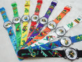 2015 Wholesales Teenage Mutant Ninja Turtles Cartoon Watch  50pcs/lo&Retail Goods jelly Watch kids Watch Children watch