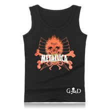 Fear Of God Tank Top Men Vest In Summer Style And Plus Size Fear Of God Printing Mens Tank Tops With Sleeveless XXS To 4XL