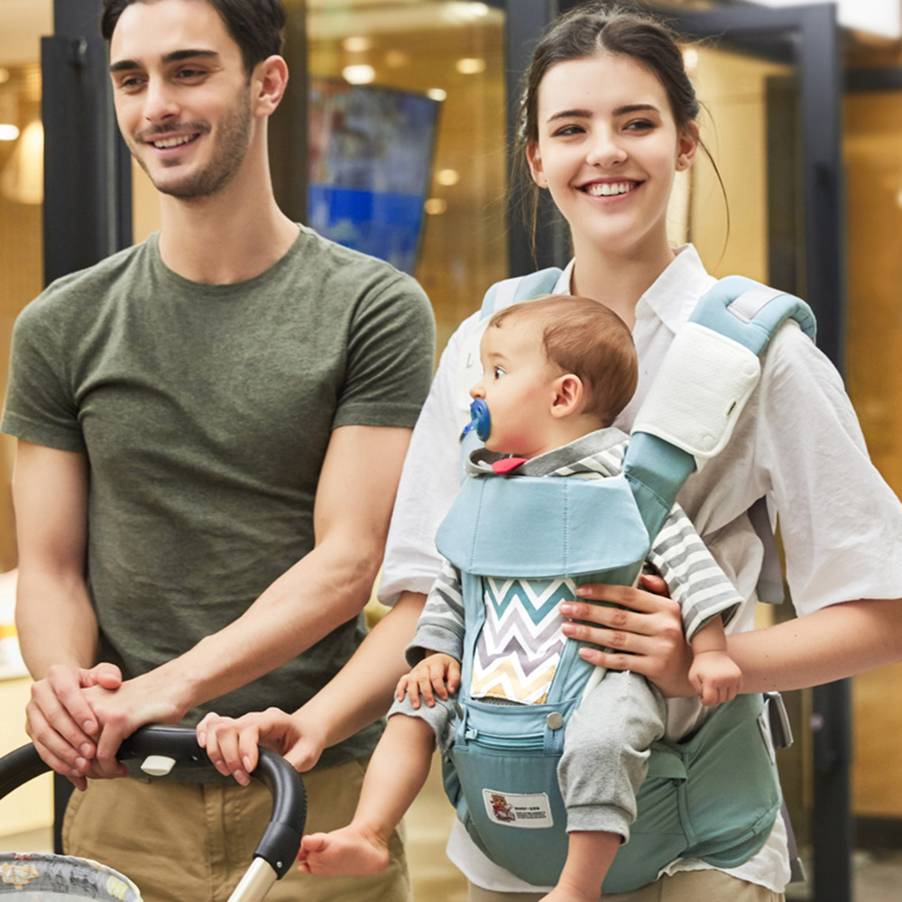 Bethbear Newborn 3 in 1 Infant Toddler Ergonomic Bag Baby kids 0 -36 Months Breathable Carrier Sling Backpack With Hip Seat Wrap bethbear 3 in 1 baby carrier hipseat ergonomic baby carrier 0 36 months ergonomic 100